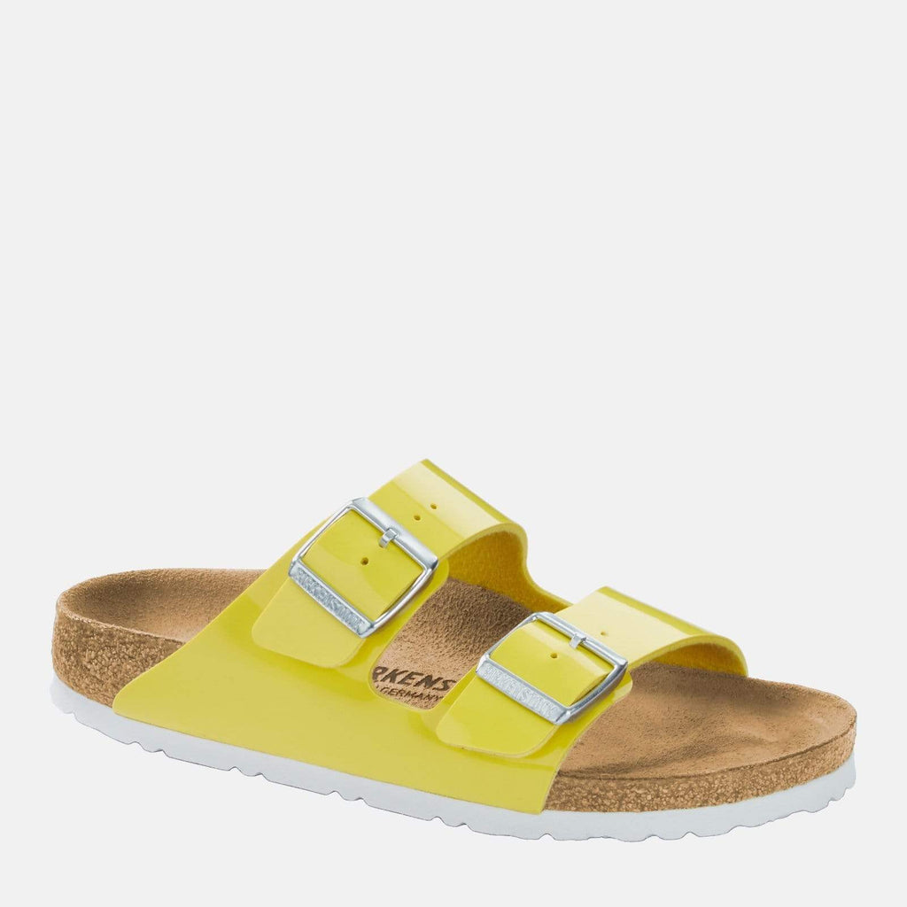 Birkenstock Footwear Arizona Narrow Fit Patent Sun 1014541