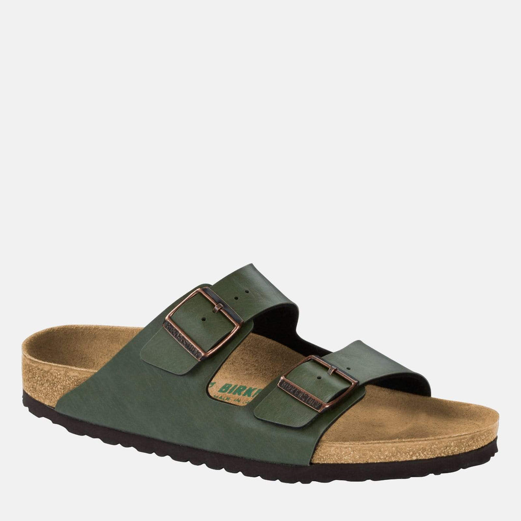 Birkenstock Footwear Arizona Narrow Fit Saddle Green 1016728