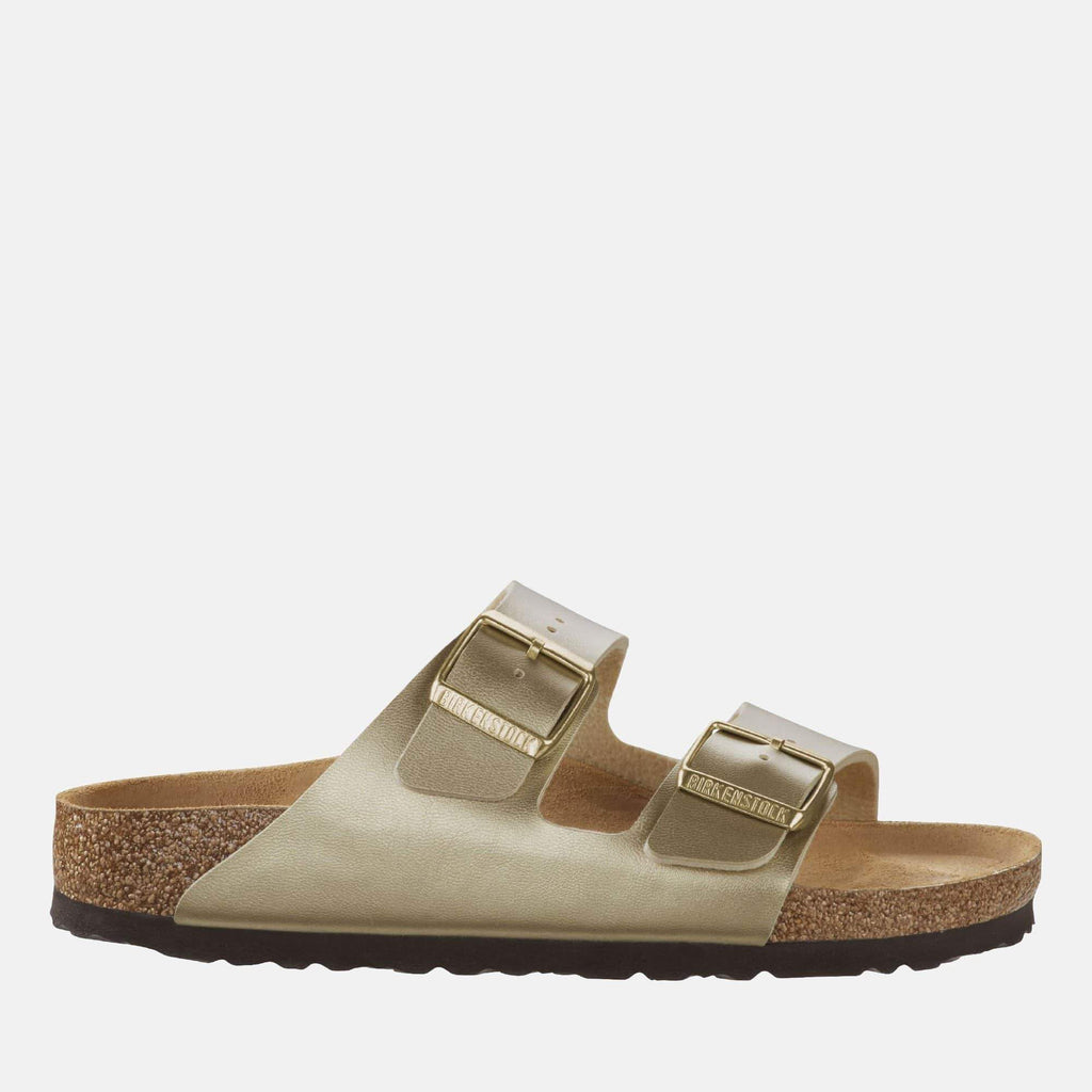 Birkenstock Footwear Arizona Regular Fit Gold 1016110