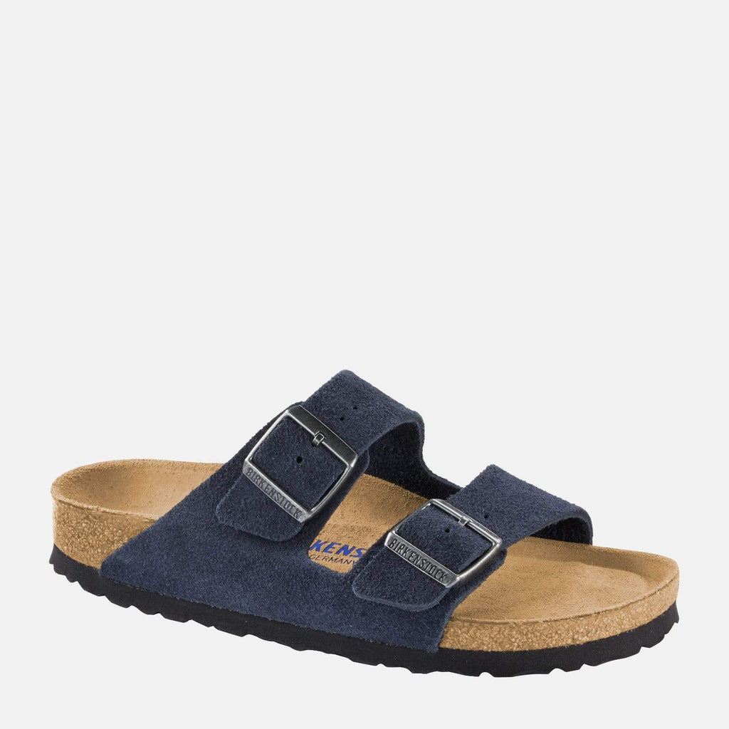 Birkenstock Footwear Arizona Soft Footbed Narrow Fit Night Suede 1014205