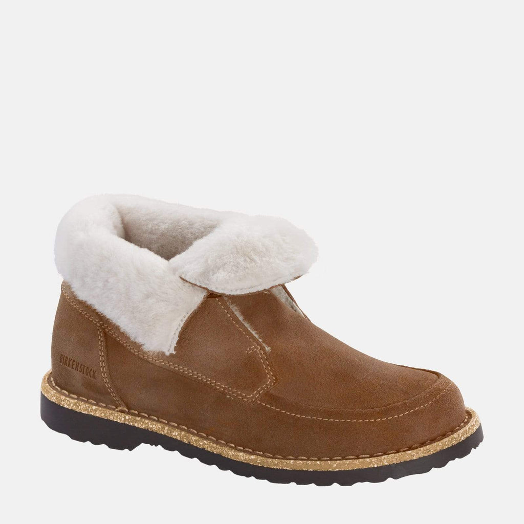 Birkenstock Footwear Bakki Narrow Fit Tea Hydrophobic 1014985