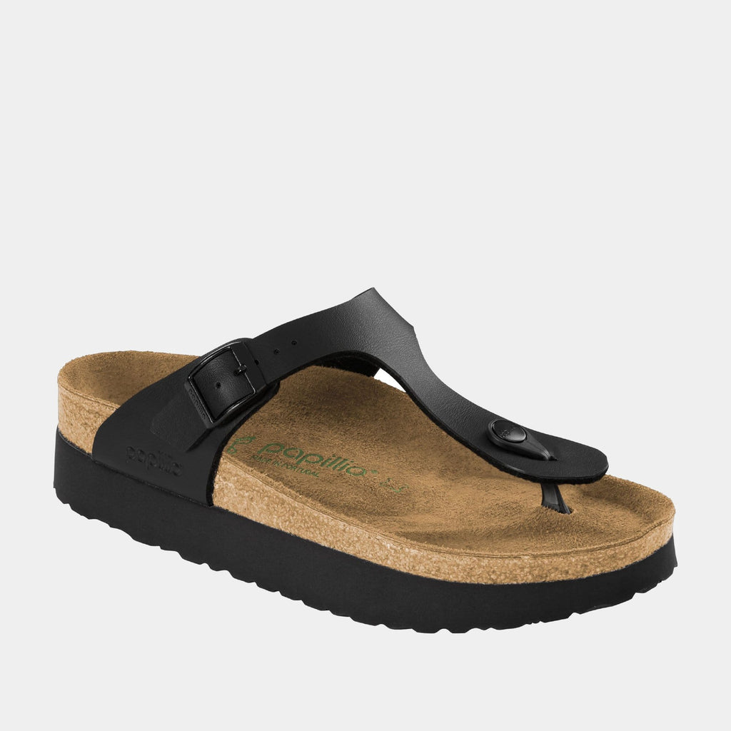 Birkenstock Footwear Gizeh BF Black VEG 1015805 regular fit