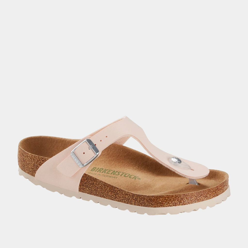Birkenstock Footwear Gizeh Brushed Light Rose VEG 1016832 regular fit