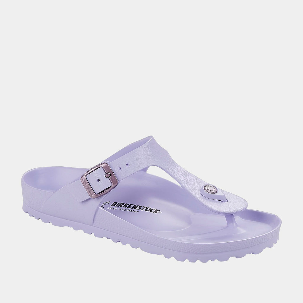 Birkenstock Footwear Gizeh EVA Beach Purple Fog 1017995 regular fit