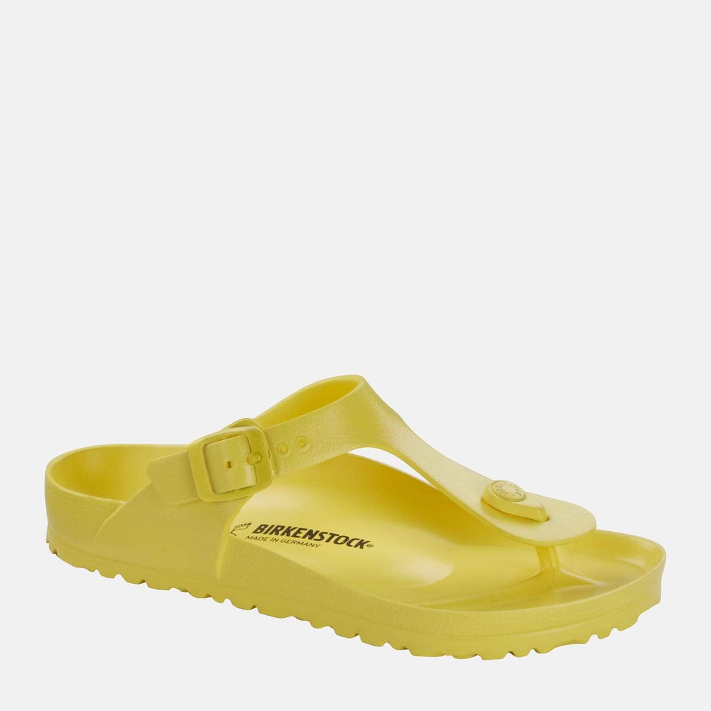 Birkenstock Footwear Gizeh EVA Regular Fit Vibrant Yellow 1014566