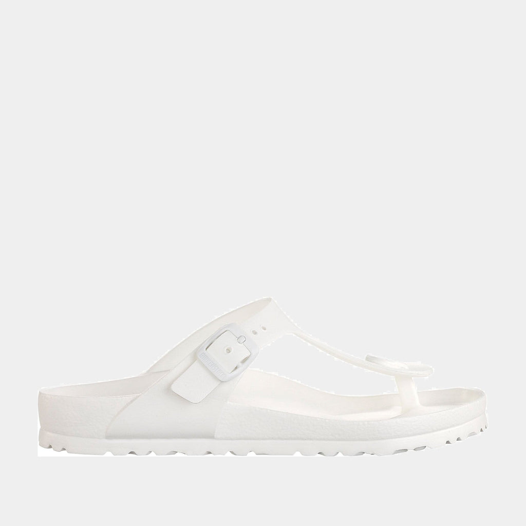 Birkenstock Footwear Gizeh EVA White 128221 regular fit