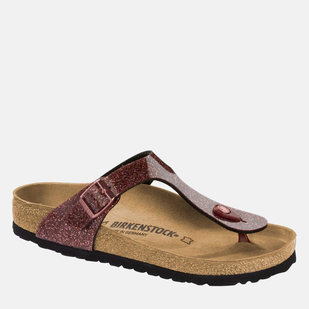 Birkenstock Footwear Gizeh Regular Fit Cosmic Sparkle Port 1014392