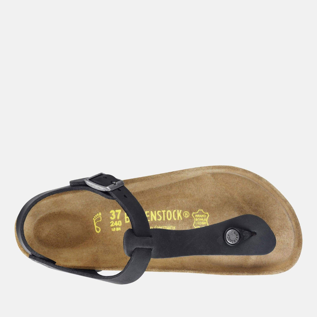 Birkenstock Footwear Kairo Regular Fit Black 147111