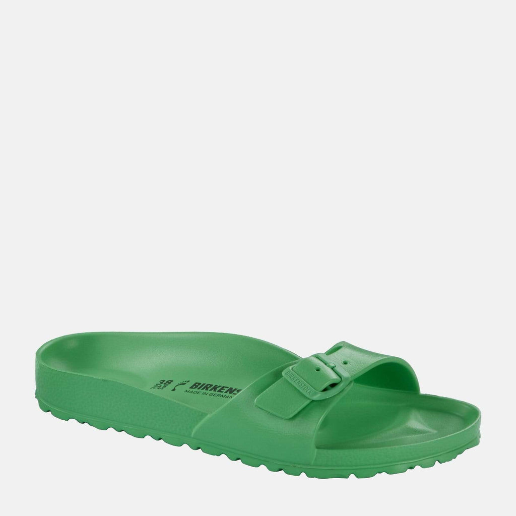 Birkenstock Footwear Madrid EVA Narrow Fit Vibrant Green 1014564