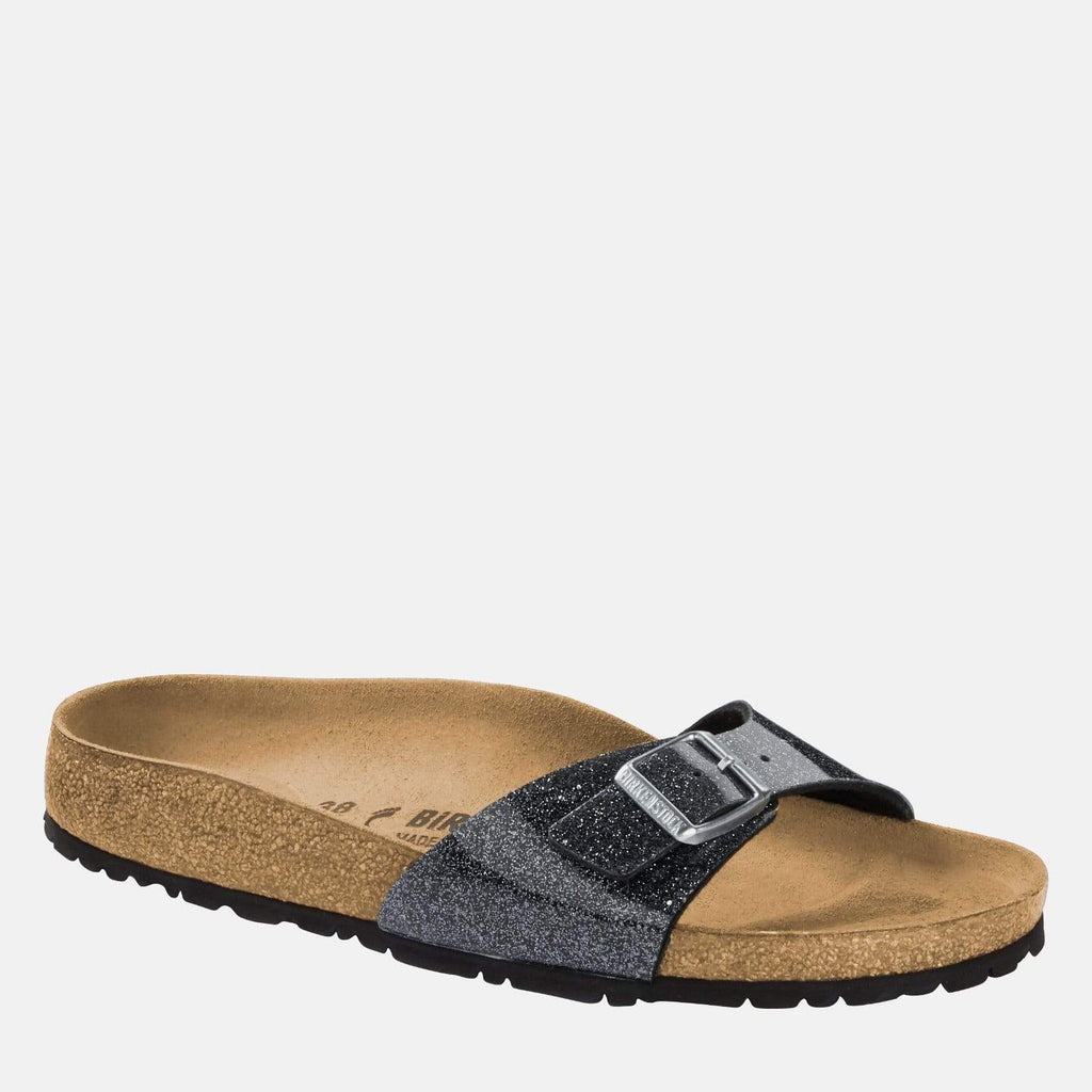 Birkenstock Footwear Madrid Regular Fit Cosmic Sparkle Anthracite 1014388