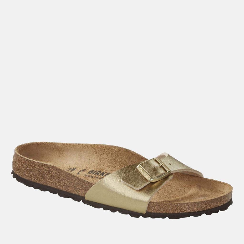 Birkenstock Footwear Madrid Regular Fit Gold 1016106