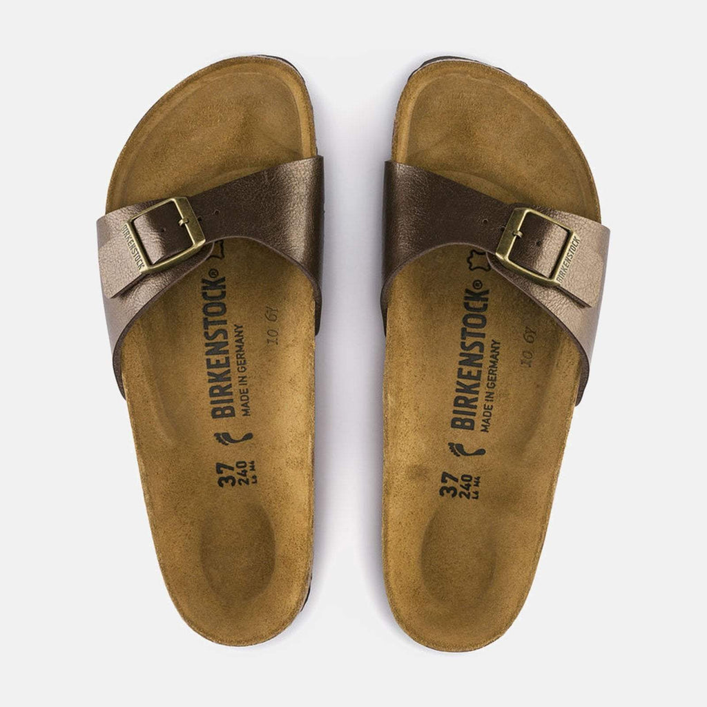 Birkenstock Footwear UK 9 / EU 43 / US 10-10.5 / Toffee Madrid Regular Fit - Toffee 239511