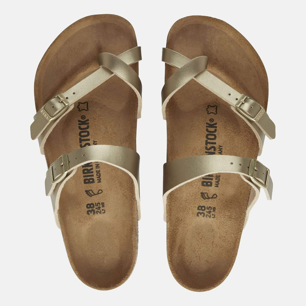 Birkenstock Footwear Mayari Regular Fit Gold 1016416