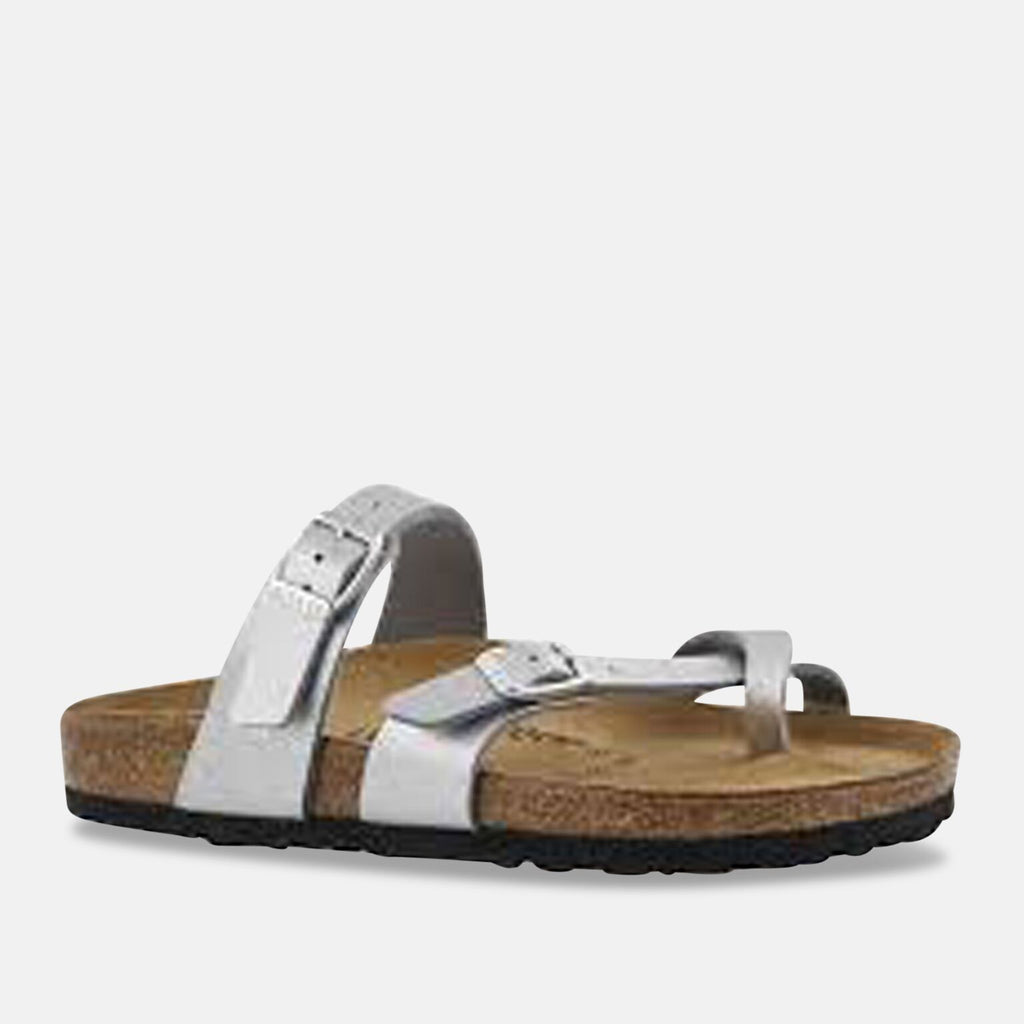 Birkenstock Footwear UK 5 / EU 38 / US 7-7.5 / Silver Mayari Regular Fit - Silver 071081