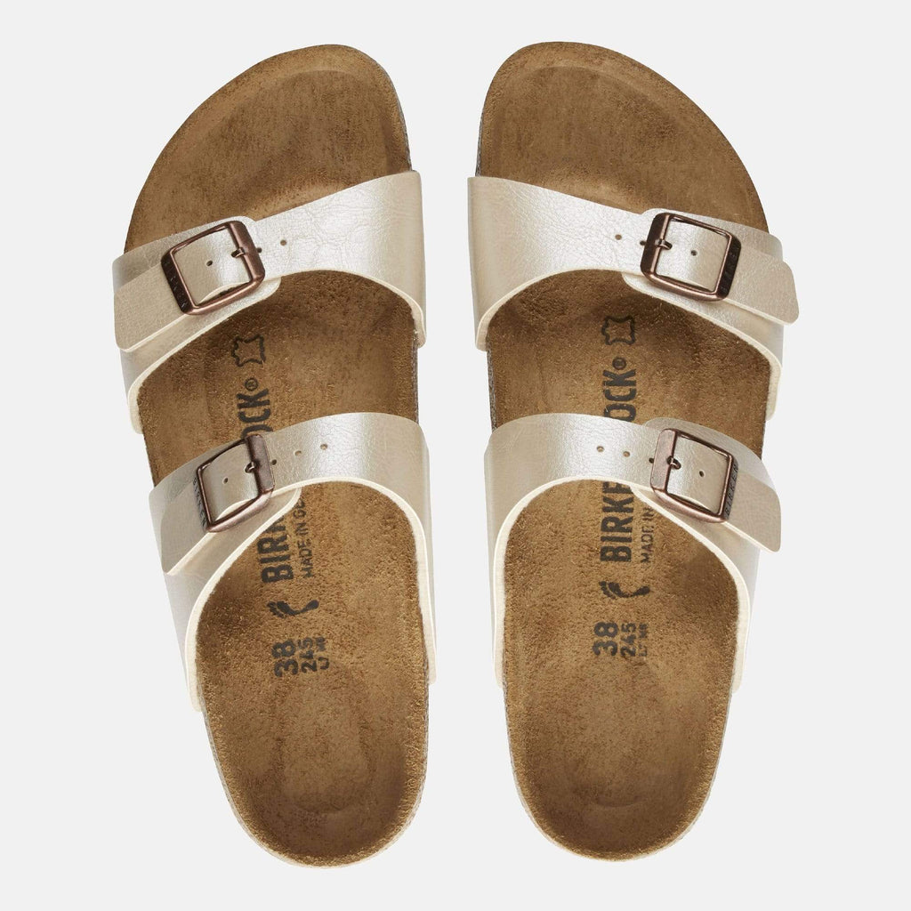 Birkenstock Footwear Sydney Regular Fit Graceful Pearl White 1016170