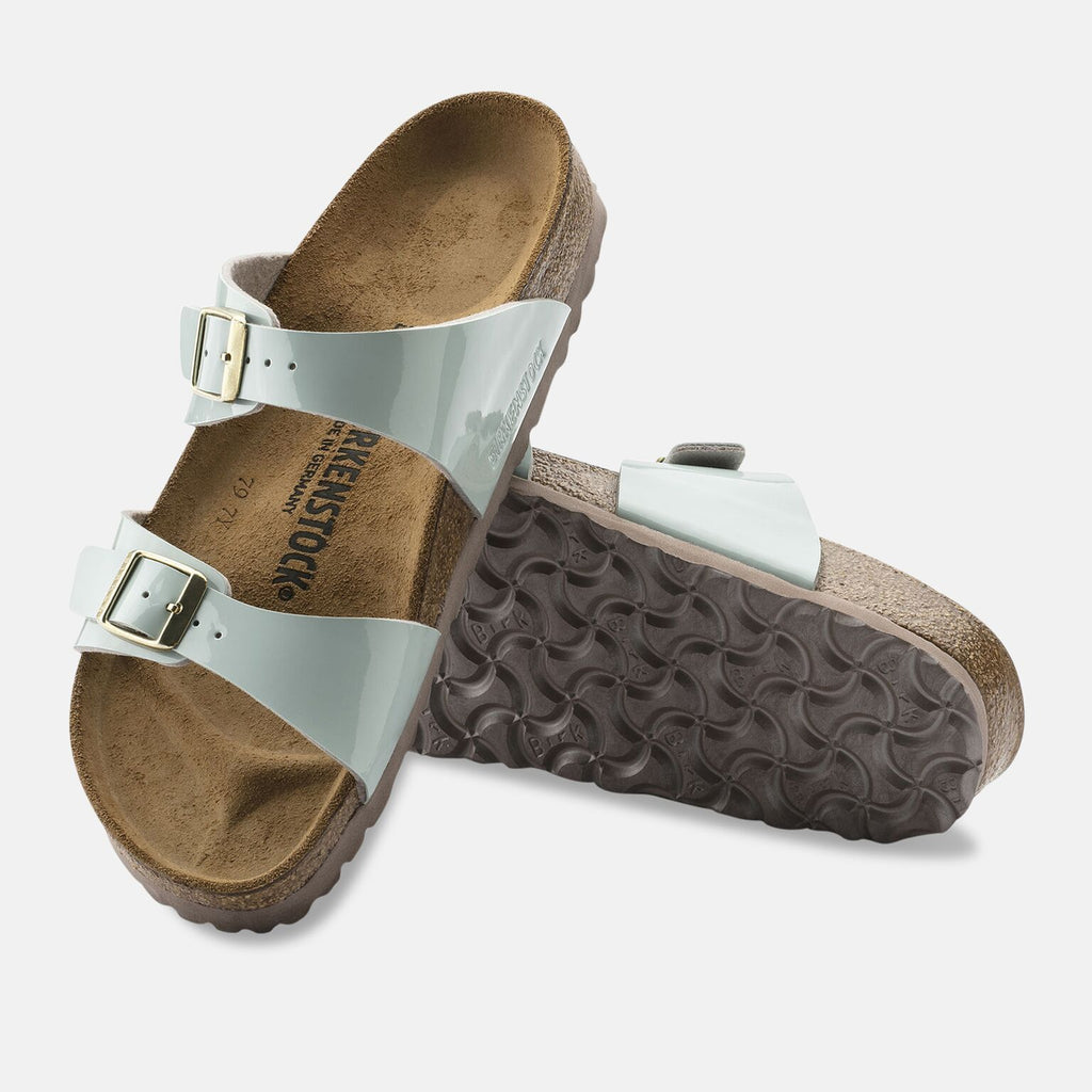 Birkenstock Footwear UK 4.5 / EU 37 / US 6-6.5 / Cream Sydney Regular Fit - Two Tone Water Cream 1008545