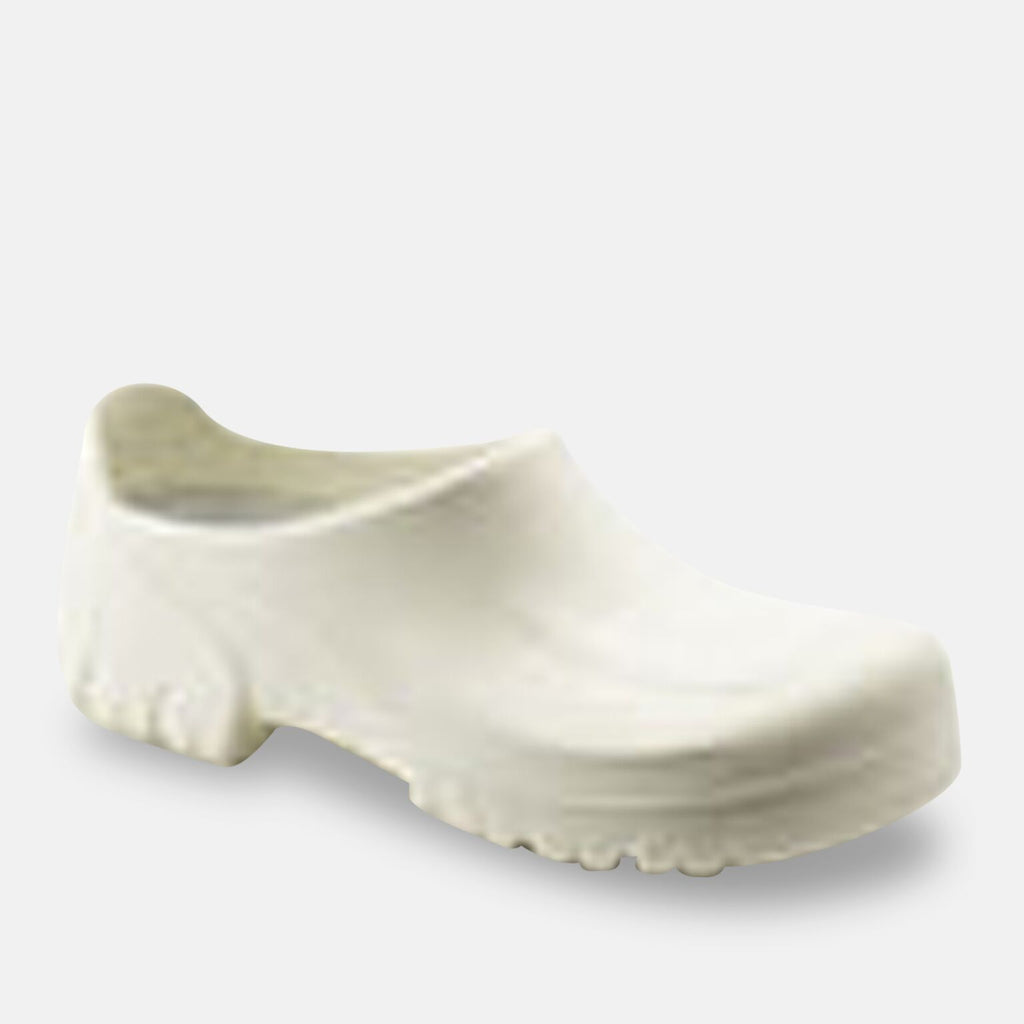 Birkenstock Footwear UK 5 / EU 38 / US 7-7.5 / White Unisex A640 Regular Fit - White 020292