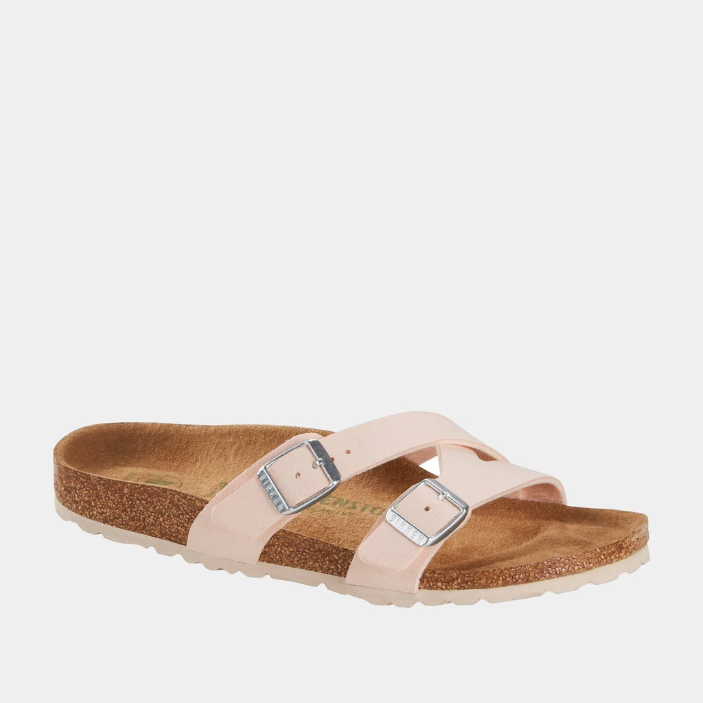 Birkenstock Footwear Yao Balance BFNB Brushed Light Rose VEG 1016818 regular fit