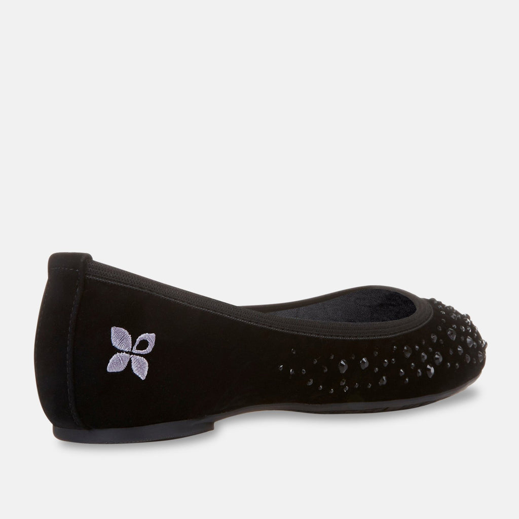 Butterfly Twists Footwear UK 3 / EU 36 / US 5 / Black Christina - Black