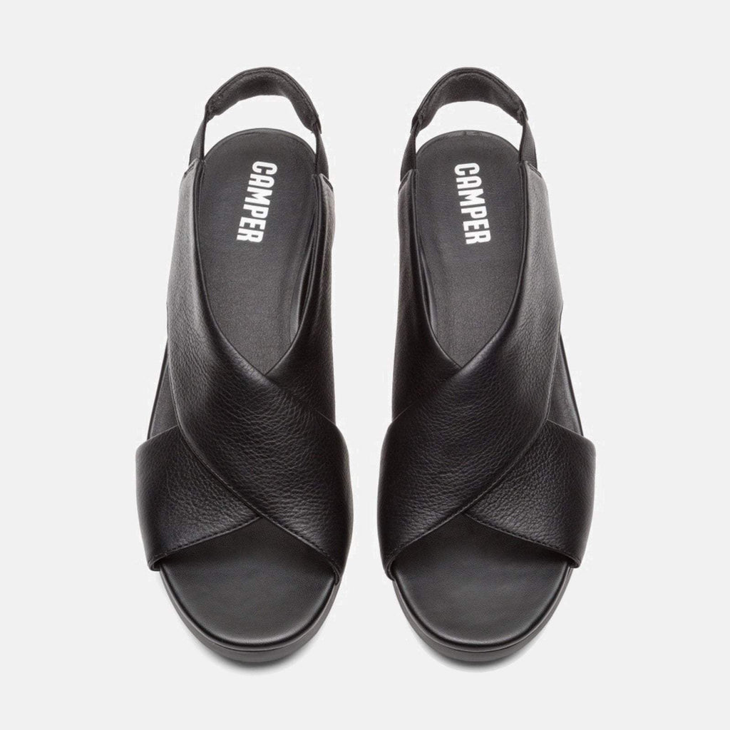 Camper Footwear UK 4/ EU 37 / US 7 / Black Balloon K200066 008 Black - Camper Women's Sports Sandals