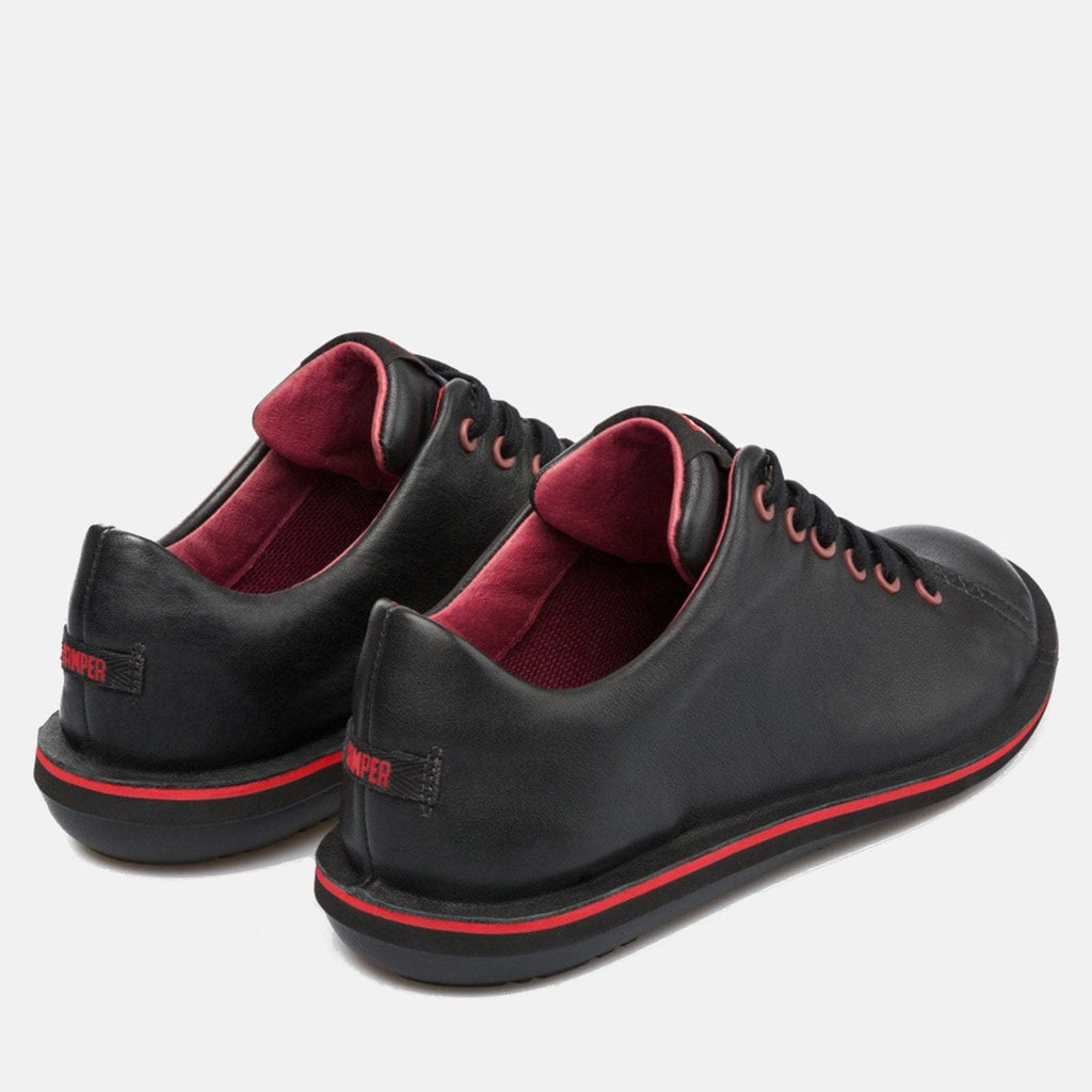 Camper Footwear UK 7 / EU 41 / US 8 / Black Beetle 18648 003 Black - Camper Men's Flat Casual Shoe