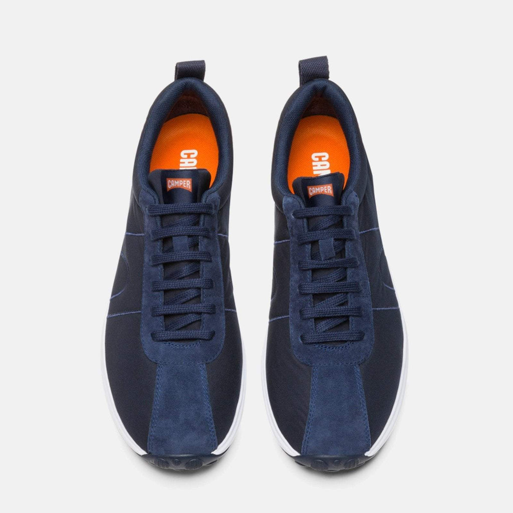 Camper Footwear UK 7 / EU 41 / US 8 / Navy Canica K100405 003 Navy - Camper Men's Trainers