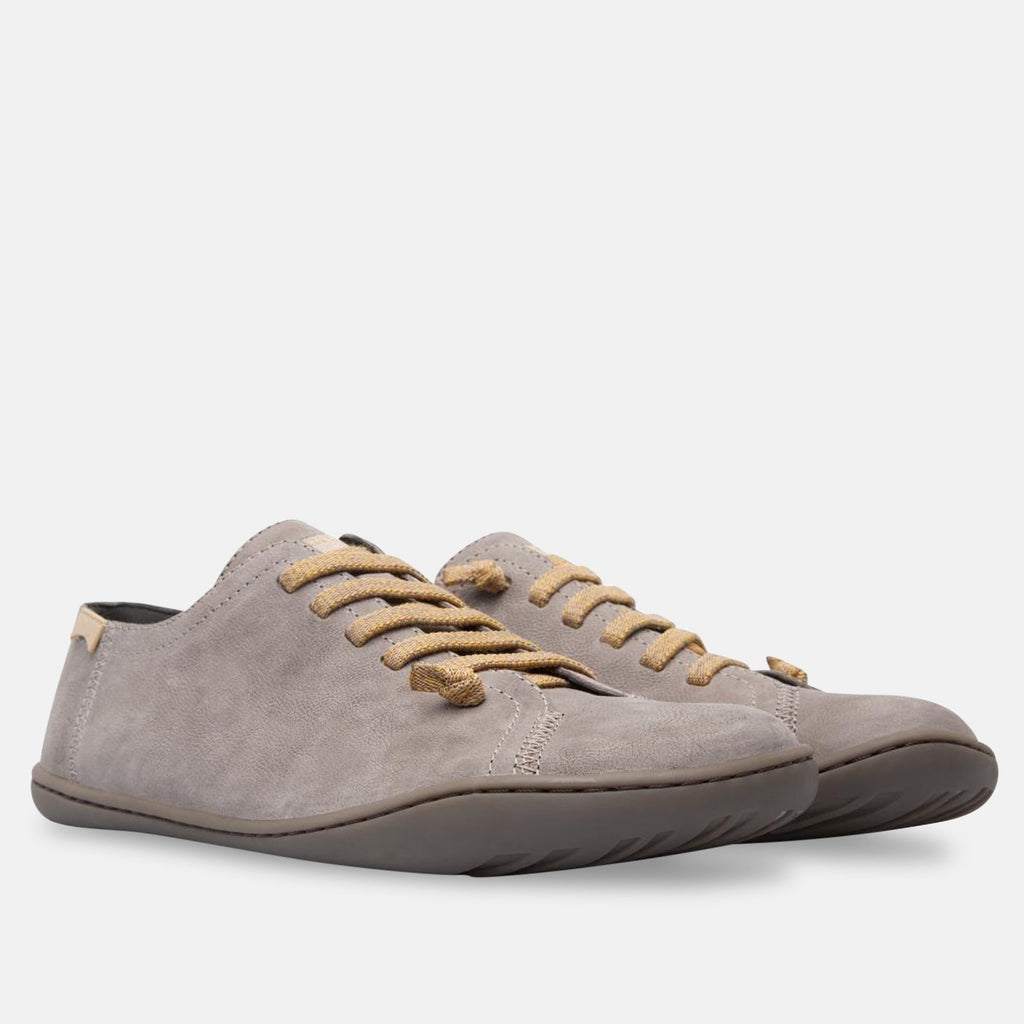 Camper Footwear UK 4 / EU 37 / US 7 / Pastel Grey Ladies Pastel Grey Peu Cami - 20848-076