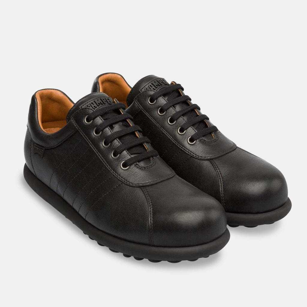Camper Footwear UK 7 / EU 41 / US 8 / Black Men's Black Pelotas (16002-203)