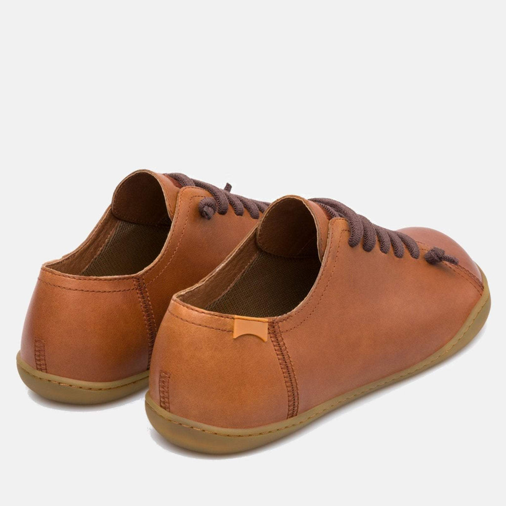Camper Footwear UK 6 / EU 40 / US 7 / Medium Brown Peu Cami 17665 135 Medium Brown - Men's Camper Peu Cami Shoe