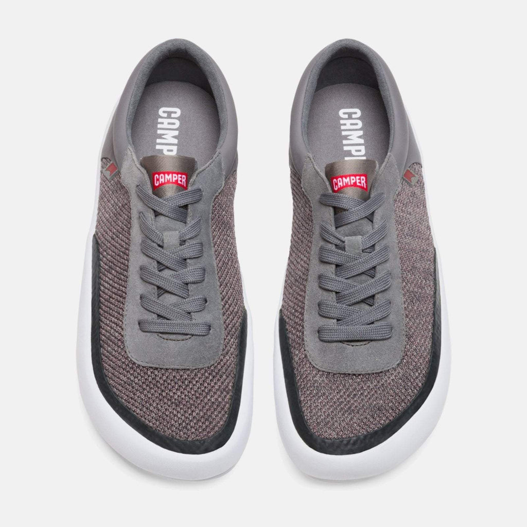 Camper Footwear UK 7 / EU 41 / US 8 / Medium Grey Peu Rambla Vulcanizado K100413 005 Medium Gray - Camper Men's Trainers