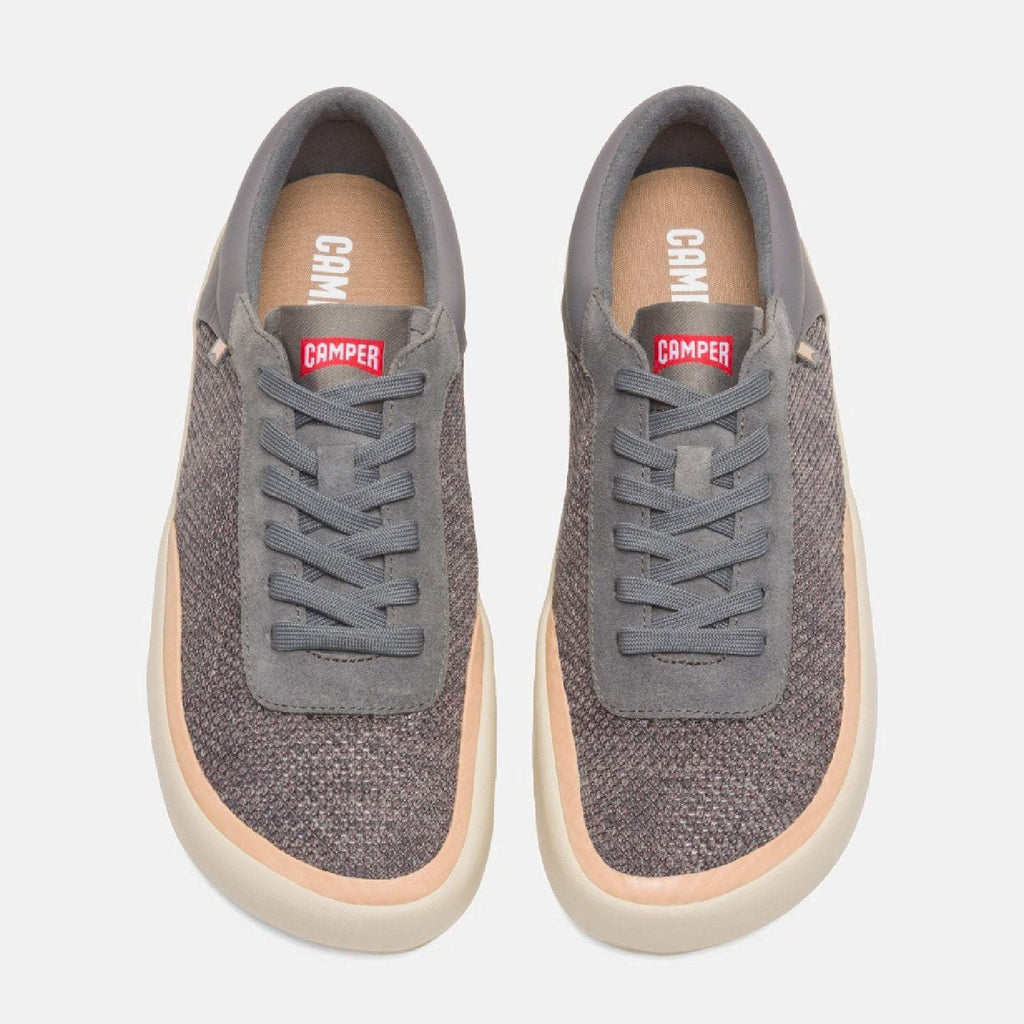 Camper Footwear UK 4/ EU 37 / US 7 / Medium Gray Peu Rambla Vulcanizado K200806 002 Medium Gray - Women's Trainers