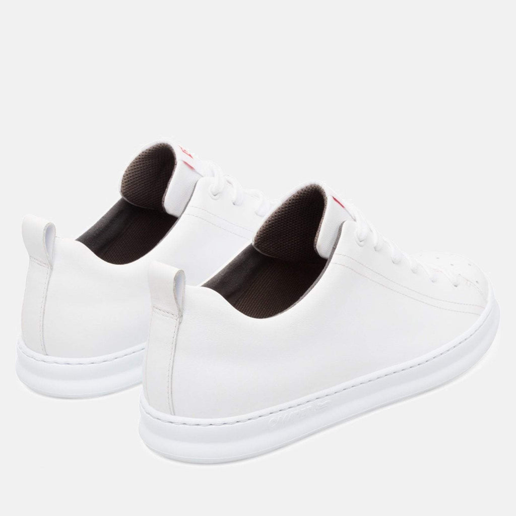Camper Footwear UK 7 / EU 41 / US 8 / White Runner K100226 008 White Natural - Camper Men's Trainers