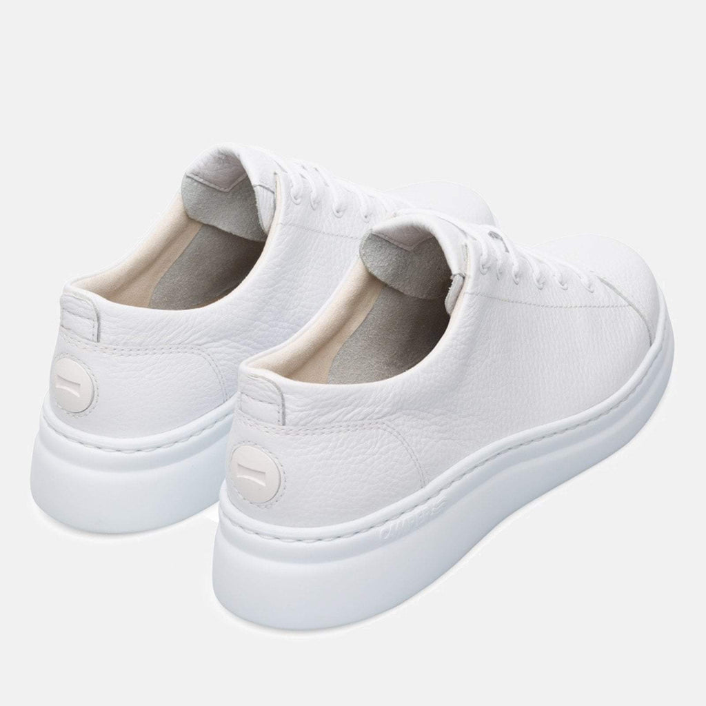 Camper Footwear UK 4/ EU 37 / US 7 / White Runner K200508 007 White Natural - Camper Women's Trainers
