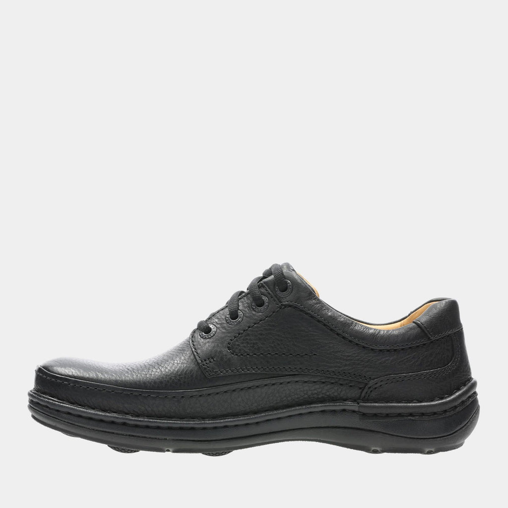 Clarks Footwear 20339008 Nature Three Black Leather