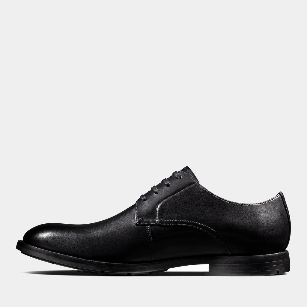 Clarks Footwear 26143810 Ronnie Walk Black