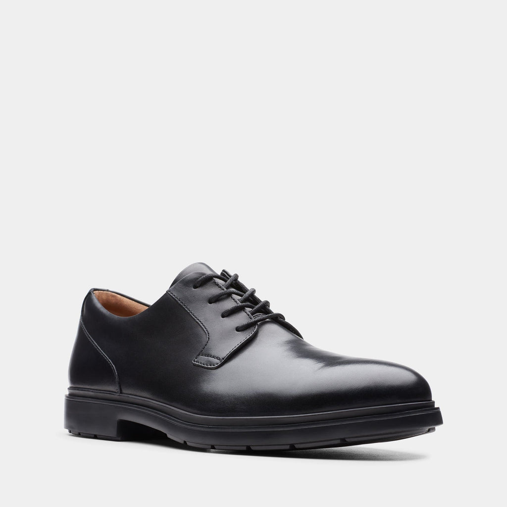 Clarks Footwear 26145441 Un Tailor Tie Black