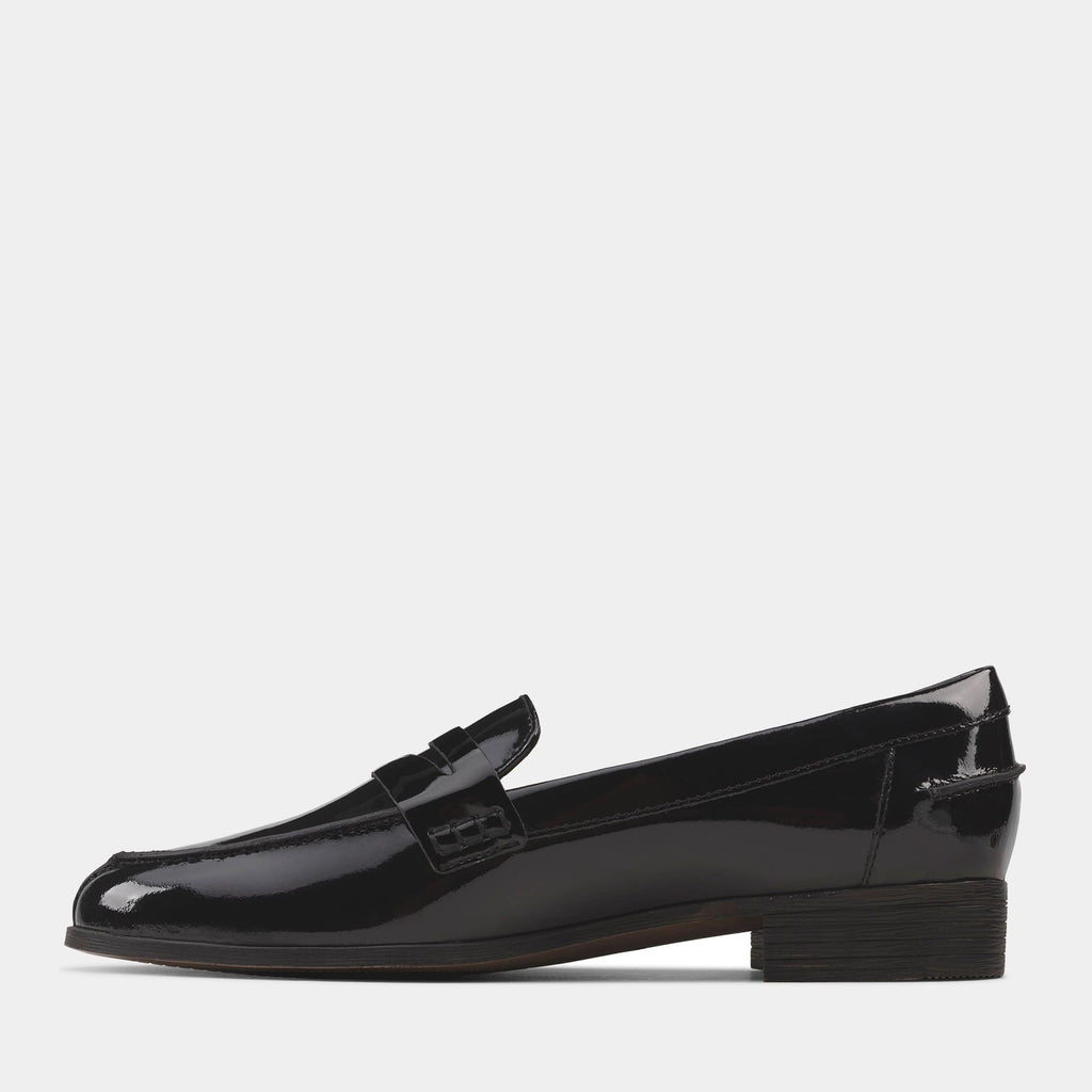 Clarks Footwear Hamble Loafer 26147536 Black