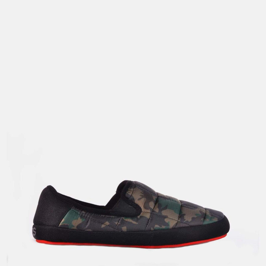 Coma Toes Footwear Malmoes Green Camo/Red