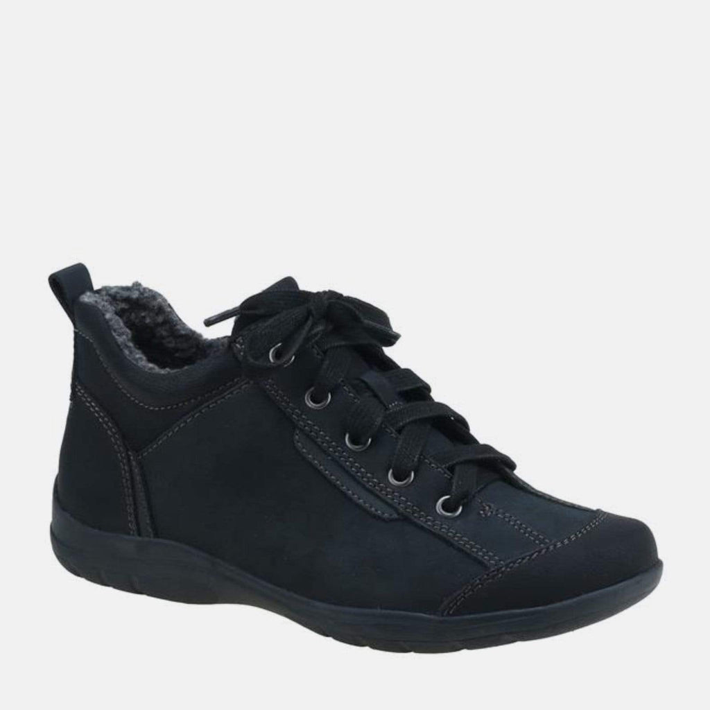 Earth Spirit Footwear Baldwin Black