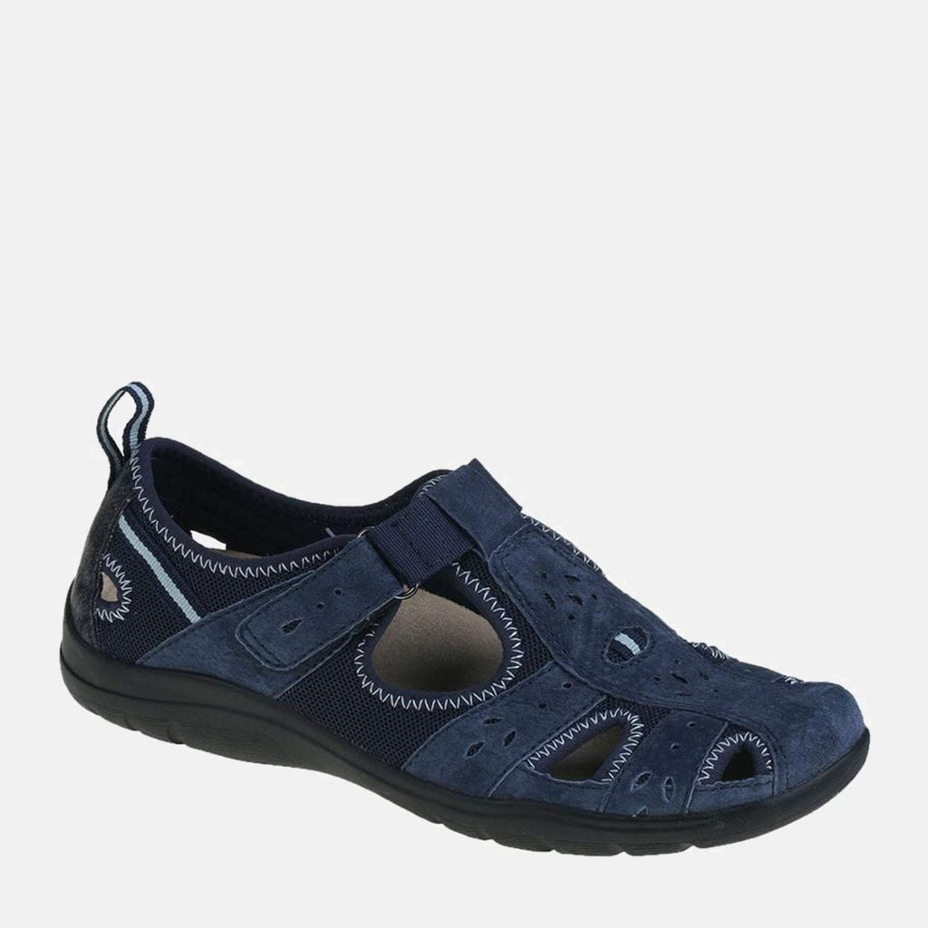 Earth Spirit Footwear UK 3 / EU 36 / US 5 / Blue Cleveland Navy Blue