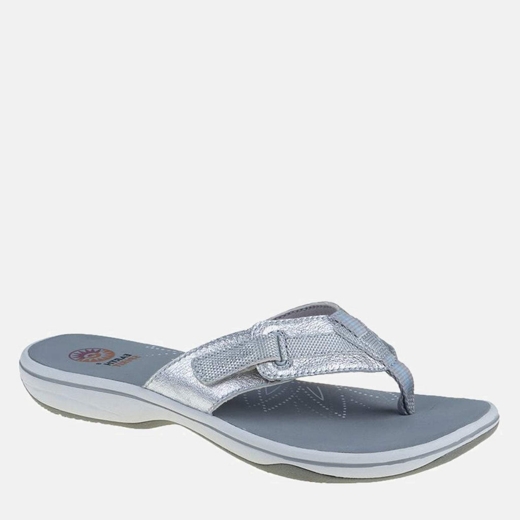 Earth Spirit Footwear UK 3 / EU 36 / US 5 / Silver Eloy Silver