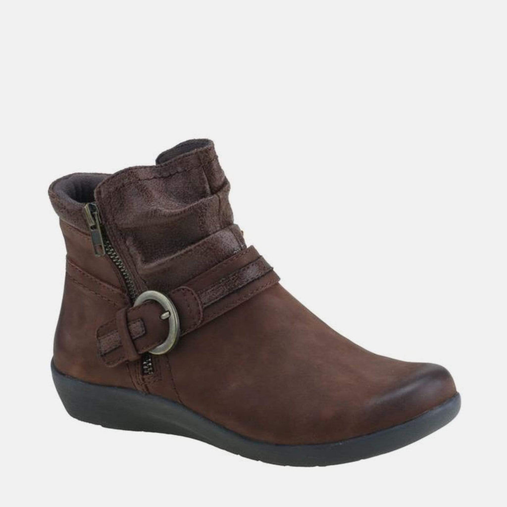 Earth Spirit Footwear Fairfax Bark