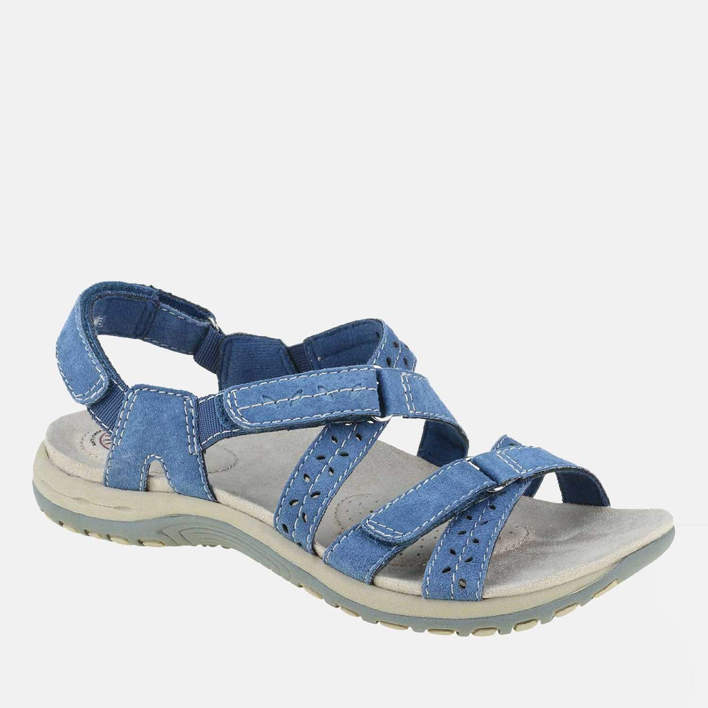 Earth Spirit Footwear Hampton Cobalt Blue