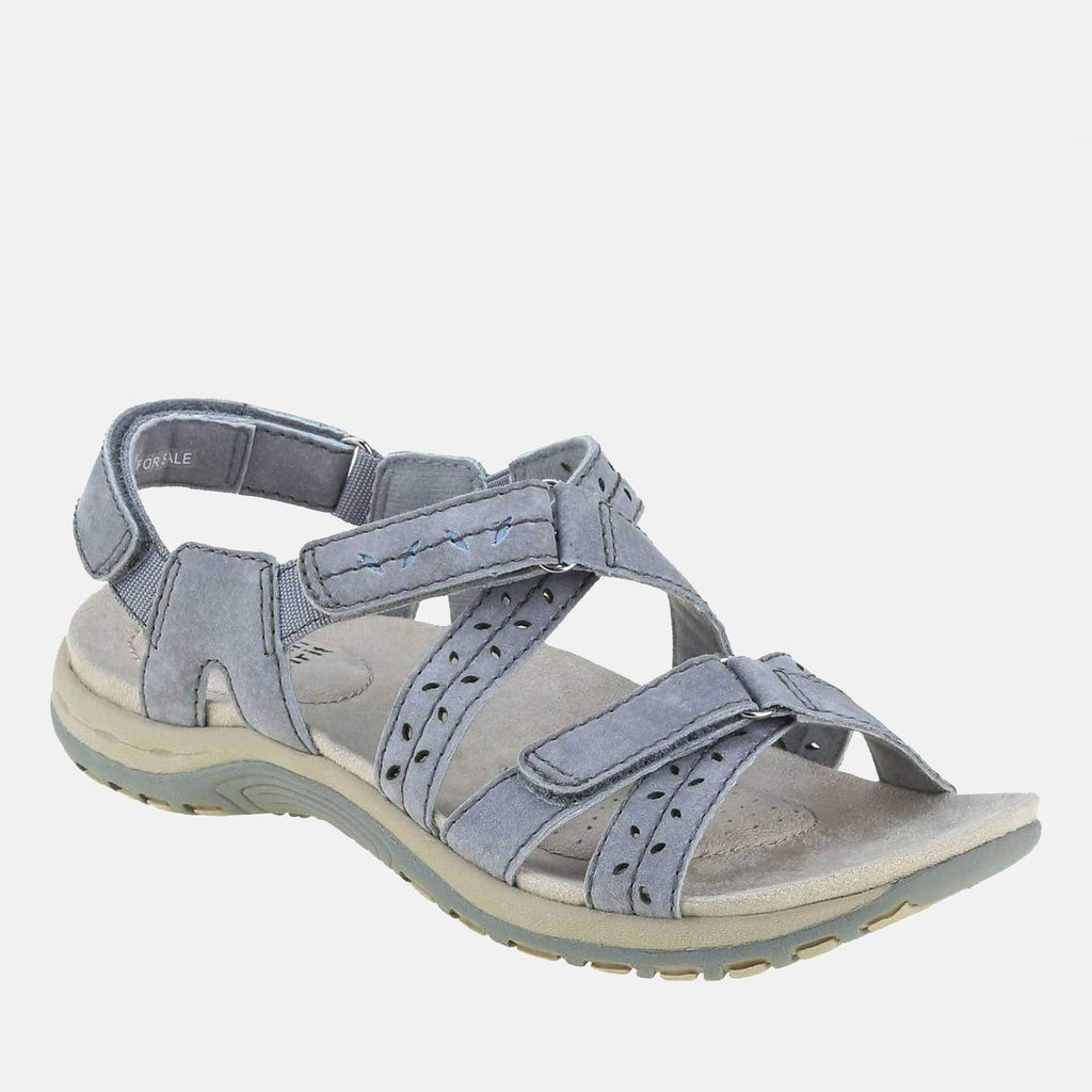 Earth Spirit Footwear Hampton Frost Grey