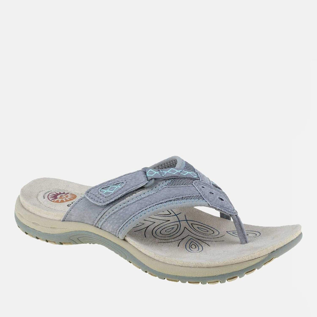 Earth Spirit Footwear Juliet Frost Grey
