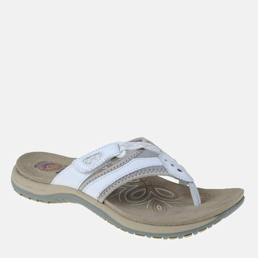 Earth Spirit Footwear UK 3 / EU 36 / US 5 / White Juliet White