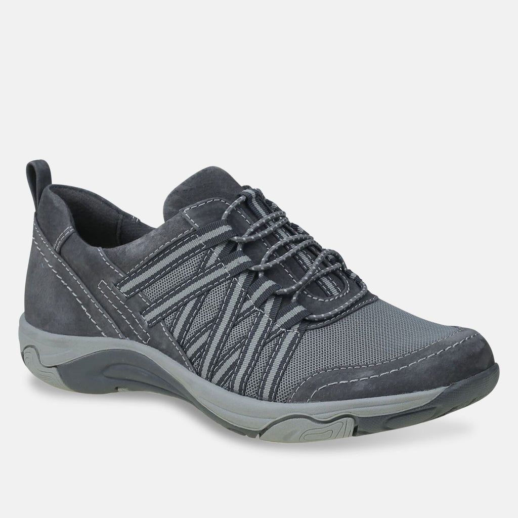Earth Spirit Footwear UK 2 / EU 35 / US 4 / Grey Ladies Cincinnati Grey Shoe