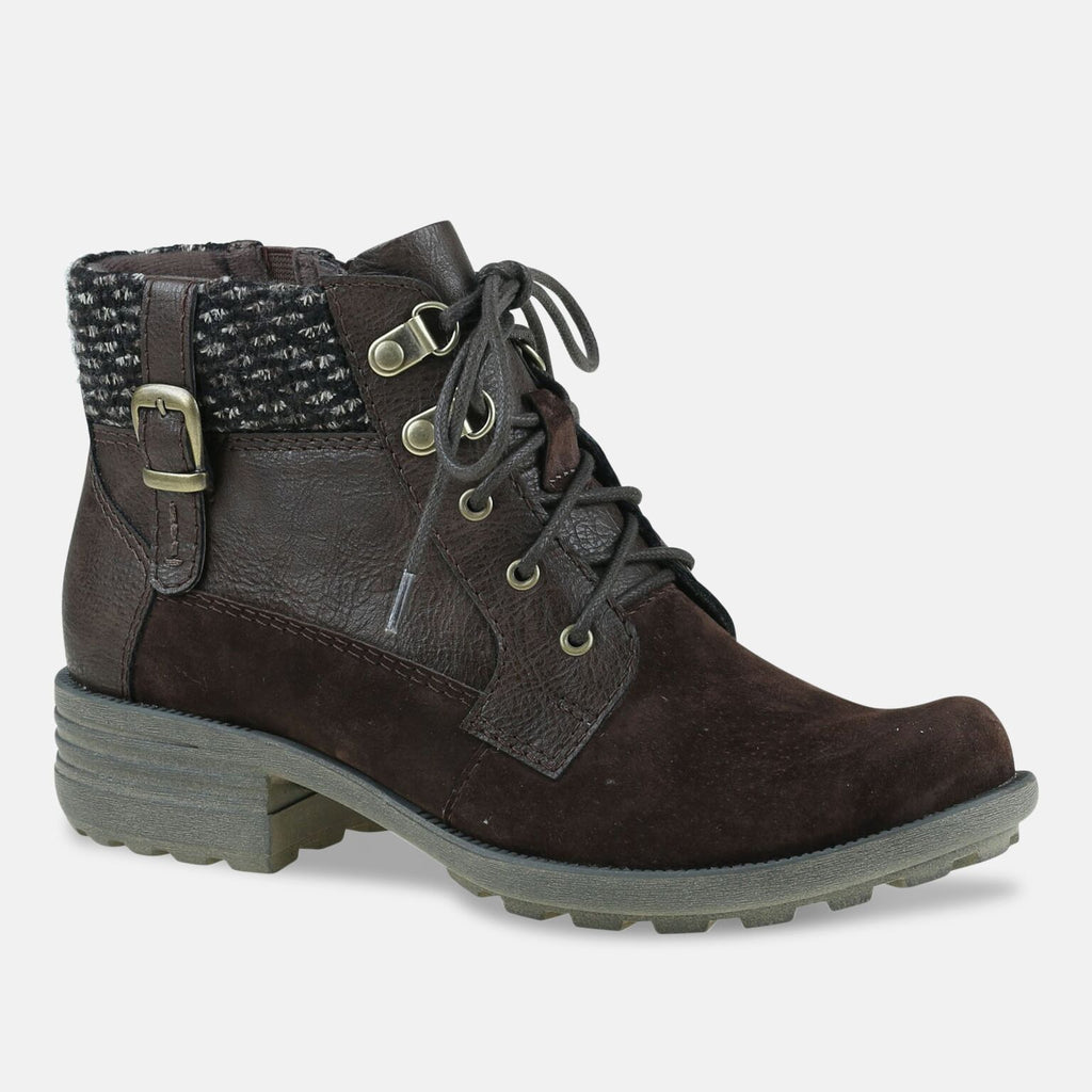 Ladies Mobile Bark Ankle Boot