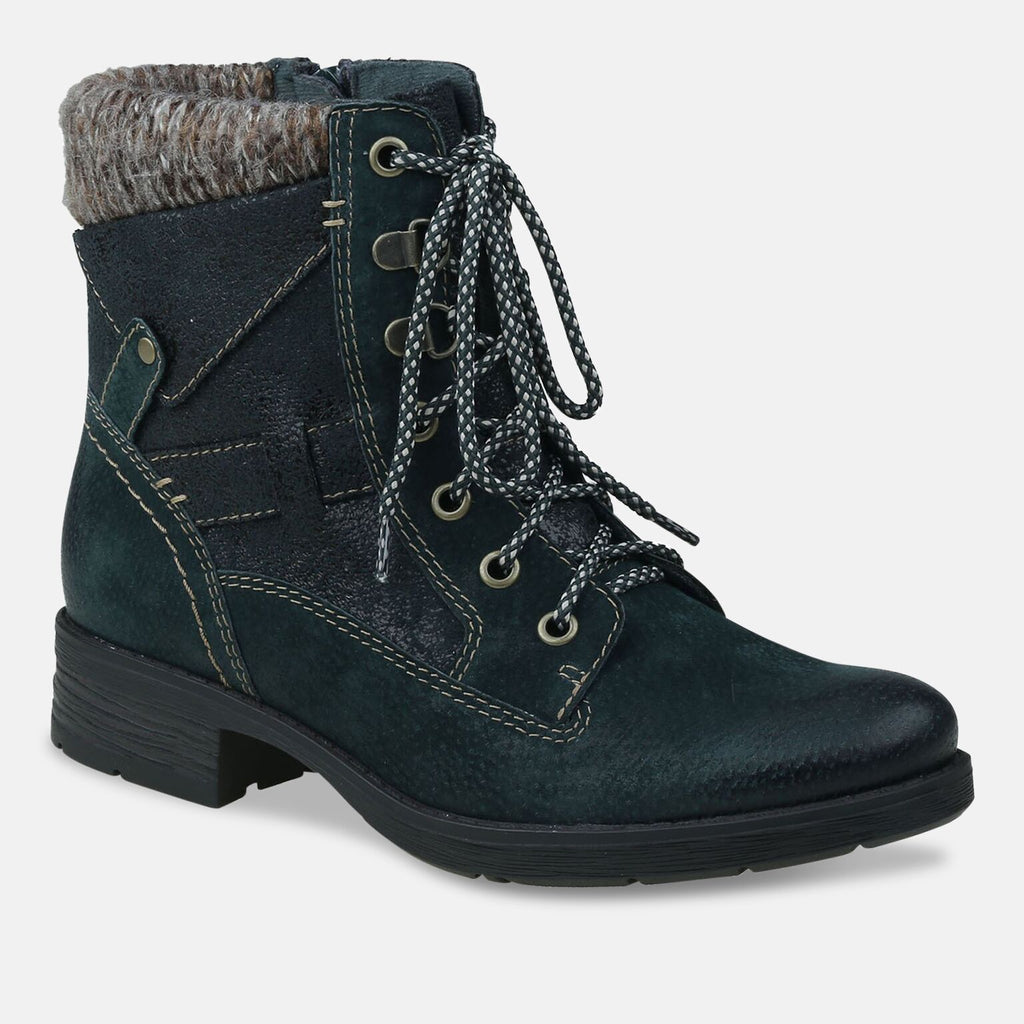 Earth Spirit Footwear UK 2 / EU 35 / US 4 / Pine Ladies San Diego Pine Ankle Boot