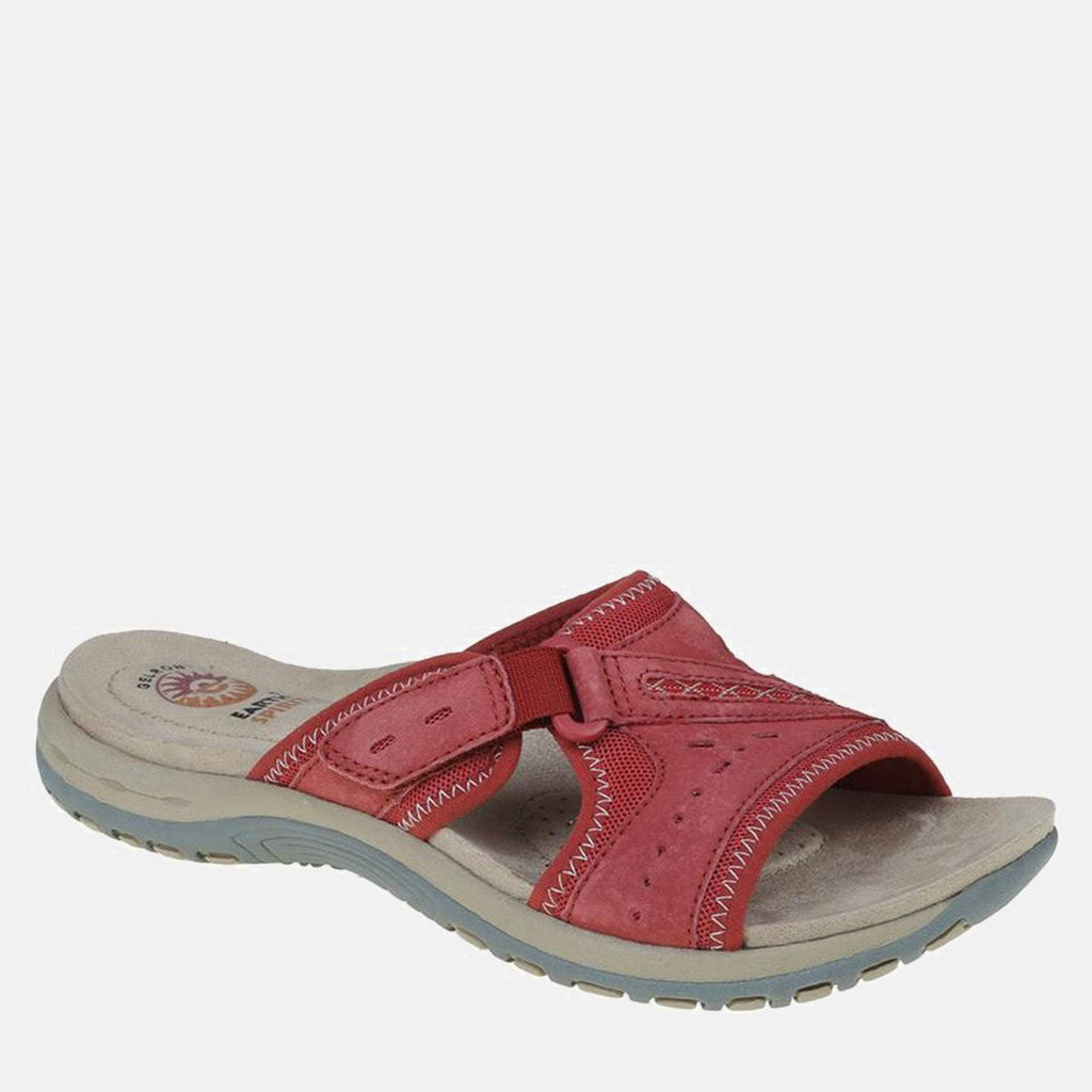 Earth Spirit Footwear UK 3 / EU 36 / US 5 / Red Lakewood Red